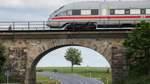 In Bremen und Niedersachsen müssen 50 Eisenbahnbrücken ersetzt werden