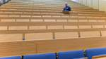 Die Hörsäle in Bremen bleiben leer