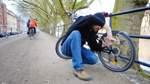 Beliebte Ecke für Fahrraddiebe in Bremen