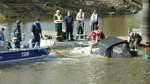 Sportboot sinkt in Achimer Hafen