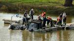Boot versunken in Achim-Uesen