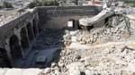 Archäologen erforschen jahrtausendealten Palast im Irak