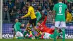 Werder verliert gegen Dortmund