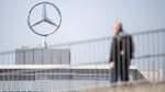 Kurzarbeit für Daimler-Mitarbeiter