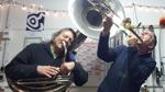 """Günter Orendi unterrichtet an der Musikschule Bremen. Er fragt sich: """"Wovon soll ich jetzt leben?"""""""