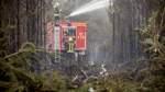 Deutlich mehr Waldbrände in Niedersachsen