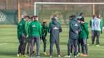 Doppelschicht für Werder-Profis am Dienstag