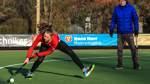 Eine Bremerin trainiert für Olympia
