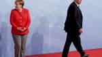 Trump telefoniert mit Merkel nach Wahlsieg