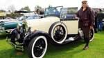 Oldtimershow lockt viele Freunde historischer Fahrzeuge
