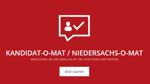 Niedersachs-O-Mat: Machen Sie hier den Test