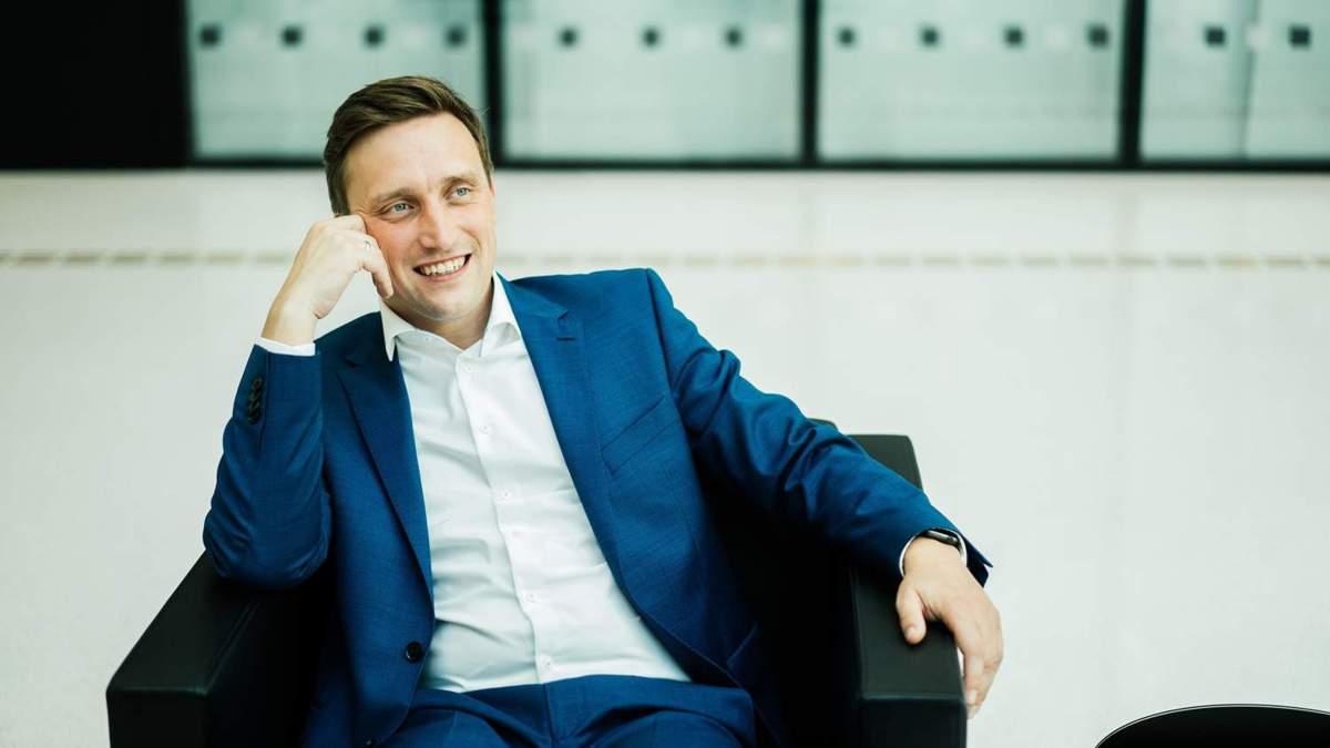 Interview Mit Niedersachsens Cdu Generalsekretar Sebastian Lechner Weser Kurier