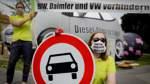 Umwelthilfe erwartet Fahrverbot