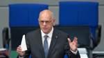 Norbert Lammert fordert mehr Rechte für das Parlament