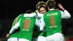 Werder II startet mit einem Torfestival