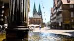 Bremen und Niedersachsen steht wieder ein heißes Wochenende bevor