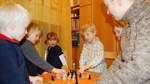 Drei- bis Sechsjährige lernen Schach