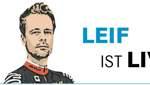 """""""Leif ist Live"""": Erfahrung teilen"""