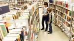 Rechte Bücher in der Stadtbibliothek Bremen