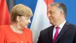 """Merkel-Treffen mit Orban: """"Unterschiedliche Sichtweisen"""""""