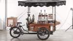 Café auf drei Rädern
