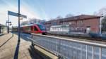 Bahnstrecke zwischen Hude und Oldenburg wieder frei