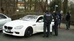 Razzia Bundespolizei Bremen