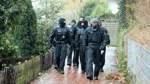 Drei Männer bei Großrazzia in Bremen verhaftet