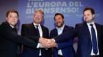 Europas Rechte stellen sich neu auf