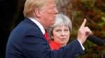 Trumps Besuch belastet die Beziehungen zu Großbritannien schwer