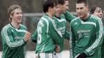 Hannover 96 zu Gast beim TSV Ottersberg