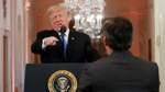 Donald Trump entzieht CNN-Reporter Akkreditierung