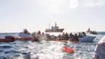 Seenotrettung ist kein Fährverkehr