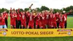 FC Oberneuland qualifiziert sich für den DFB-Pokal