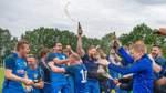 Der TSV Achim steigt in die Bezirksliga auf