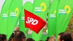 Auch in Bremen: Rot-Grün feiert - Schwarz-Gelb trauert