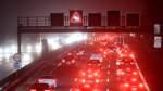 Reportage: Der Verkehr auf der A27 stockt