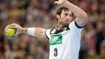 Deutsche Handballer gewinnen WM-Test gegen Tschechien