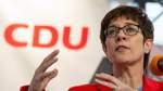Kramp-Karrenbauer wirft Bremer SPD Arroganz vor
