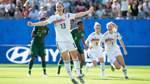 DFB-Frauen nach 3:0 im WM-Viertelfinale
