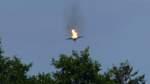 Polizei gibt Ermittlungen zu Eurofighter-Absturz an Bundeswehr ab