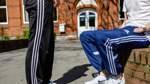Streitobjekt Jogginghose