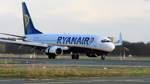 Ryanair streicht acht Verbindungen