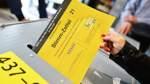 Knapp jeder zweite Wahlberechtigte hat bislang seine Stimme abgegeben