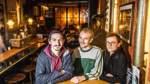 Drei Studenten und ein Rentner bemühen sich um die Bremer Musik-Szene