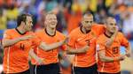 """""""Oranje"""" nach zweitem Sieg vorzeitig im Achtelfinale"""