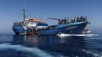 Italienische Behörden beschlagnahmen deutsches Rettungsschiff