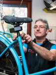 Fahrradladen Freibeik - Gelenk für Sattel