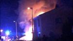 Brand zerstört Einfamilienhaus in Bremerhaven
