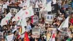 Kurdenprotest gegen türkische Regierung